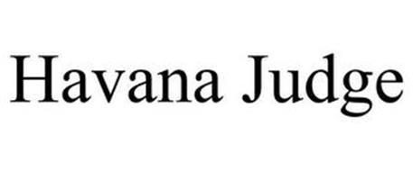 HAVANA JUDGE