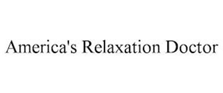 AMERICA'S RELAXATION DOCTOR