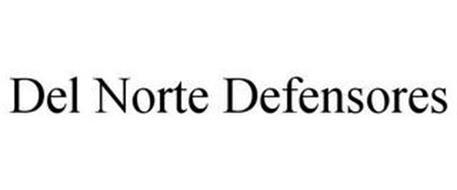 DEL NORTE DEFENSORES