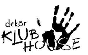 DEKOR KLUBHOUSE