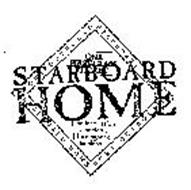 STARBOARD HOME ONE FIRST CLASS TICKET THE INSPIRATION IS ANCIENT. THE ELEGANCE, TIMELESS. PORT OUTBOUND