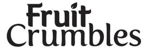 FRUIT CRUMBLES