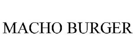 MACHO BURGER