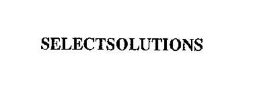 SELECTSOLUTIONS
