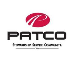 P PATCO STEWARDSHIP. SERVICE. COMMUNITY.