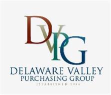 DVPG DELAWARE VALLEY PURCHASING GROUP ESTABLISHED 1984