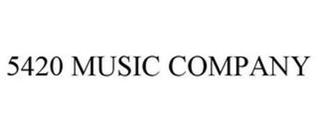 5420 MUSIC COMPANY