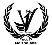 VICTORIOUSONE NO. 1 BE THE ONE