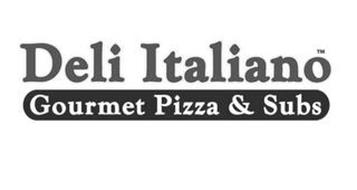 DELI ITALIANO GOURMET PIZZA & SUBS