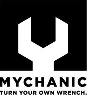 MYCHANIC TURN YOUR OWN WRENCH.