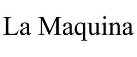 LA MAQUINA