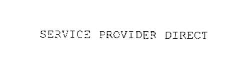 SERVICE PROVIDER DIRECT