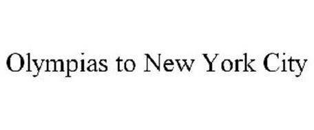OLYMPIAS TO NEW YORK CITY