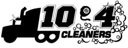 10 4 CLEANERS