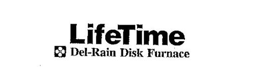 LIFETIME DEL-RAIN DISK FURNACE