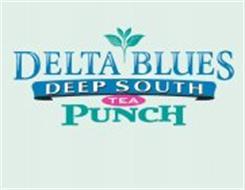 DELTA BLUES DEEP SOUTH TEA PUNCH