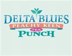 DELTA BLUES PEACHY KEEN TEA PUNCH
