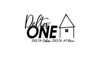 DELTA ONE DELTA ONLINE. DELTA AT HOME.