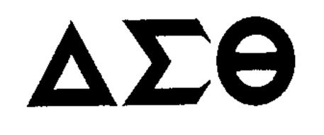 delta sigma theta greek letters aeo trademark of delta sigma theta sorority inc serial 21338
