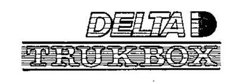 DELTA TRUKBOX
