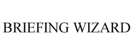 BRIEFING WIZARD