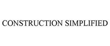 CONSTRUCTION SIMPLIFIED