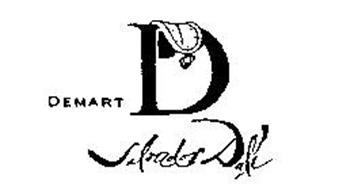 D DEMART SALVADOR DALI Trademark of DEMART PRO ARTE B.V ...