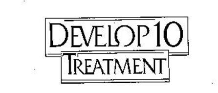 DEVELOP 10 TREATMENT