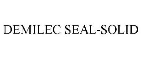 DEMILEC SEAL-SOLID