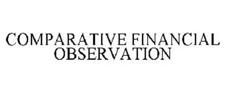 COMPARATIVE FINANCIAL OBSERVATION