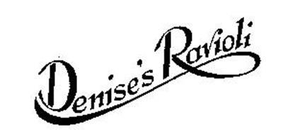 DENISE'S RAVIOLI