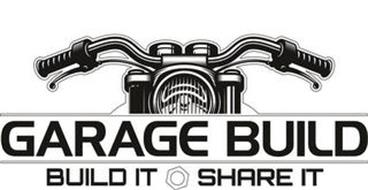 GARAGE BUILD BUILD IT SHARE IT