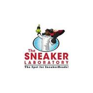 THE SNEAKER LABORATORY THE SPOT FOR SNEAKERHEADS!