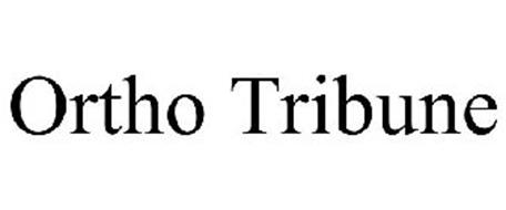 ORTHO TRIBUNE