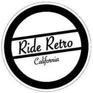 RIDE RETRO CALIFORNIA