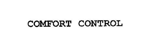 COMFORT CONTROL