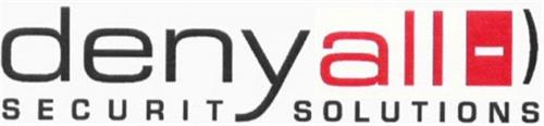 DENYALL-SECURIT SOLUTIONS