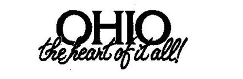 OHIO THE HEART OF IT ALL!