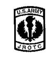 u s army jrotc trademark of department of the army serial number rh trademarkia com us army jrotc logo army rotc login