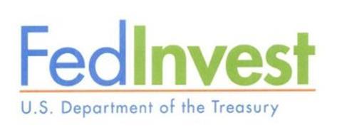 FEDINVEST U.S. DEPARTMENT OF THE TREASURY
