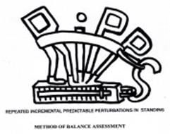 RIPPS REPEATED INCREMENTAL PREDICTABLE PERTURBATIONS IN STANDING METHOD OF BALANCE ASSESSMENT