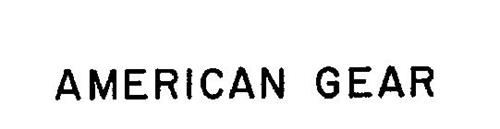 AMERICAN GEAR