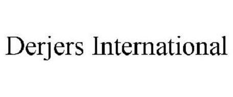 DERJERS INTERNATIONAL