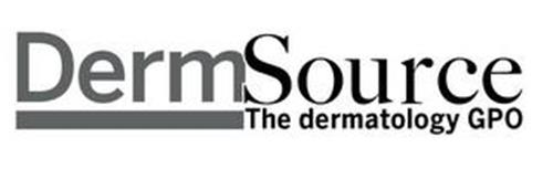 DERMSOURCE THE DERMATOLOGY GPO