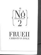 NO 2 FRUEII CHRISTIAN DALE