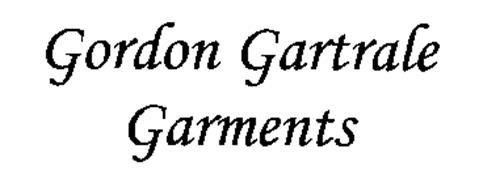 GORDON GARTRALE GARMETS G