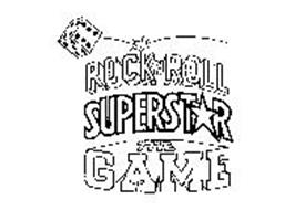 ROCK N ROLL SUPERSTAR THE GAME