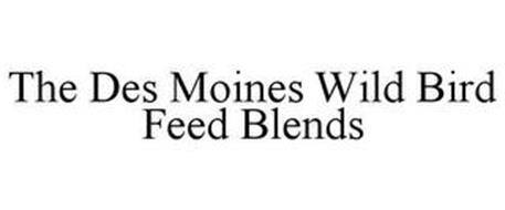 THE DES MOINES WILD BIRD FEED BLENDS