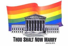 THOU SHALT NOW MARRY JUNE 26,2015
