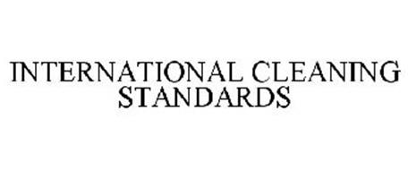 INTERNATIONAL CLEANING STANDARDS